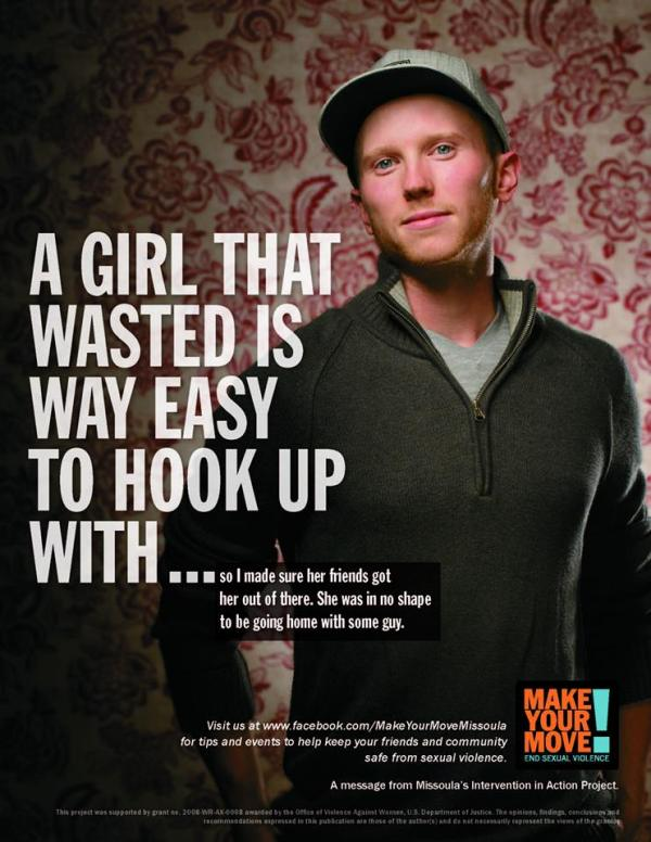 A Girl That Wasted Is Way Easy