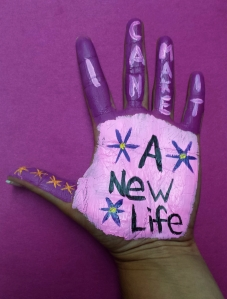 A New Life - Body Paint